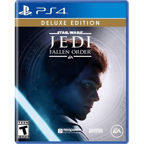 Star Wars: Jedi Fallen Order Deluxe Edition  - PlayStation 4 - image 1 of 4