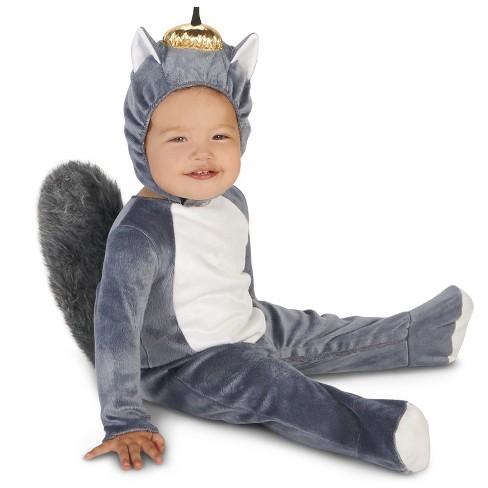 squirrel babytoddler costume target