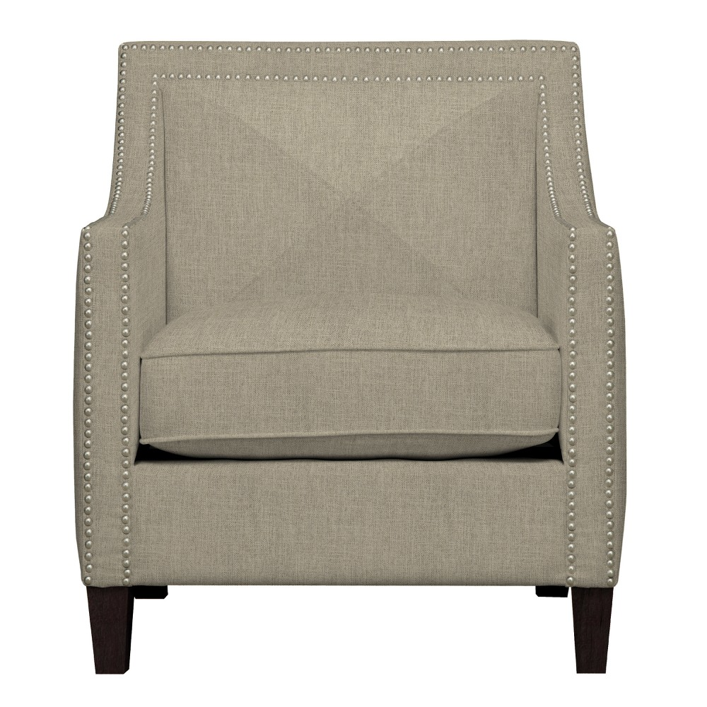 Ruben Arm Chair Brown - Handy Living