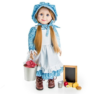 The Queen's Treasures Little House on The Prairie Mary Ingalls 18 In Doll