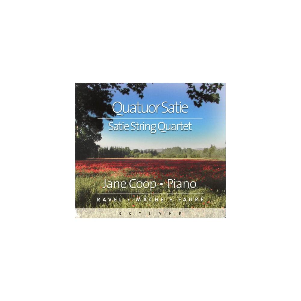 Satie String Quartet - Quatuor Satie (CD)