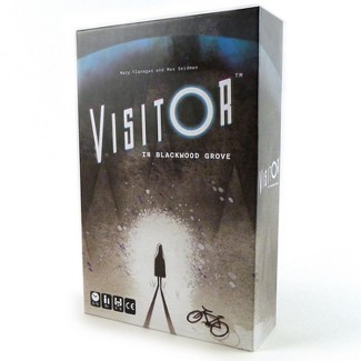 Visitor in Blackwood Grove Board Game