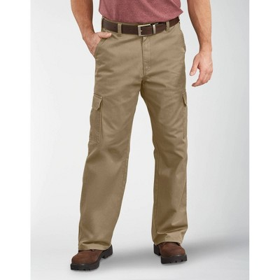 Dickies Men's Big & Tall Loose Fit Straight Leg Cargo Pants