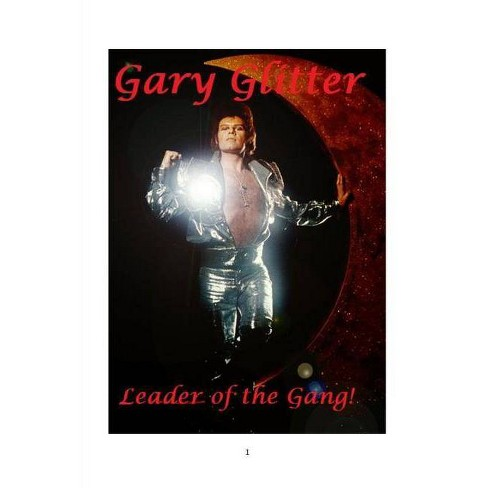 Gary Glitter - by  Vincent Price (Paperback) - image 1 of 1