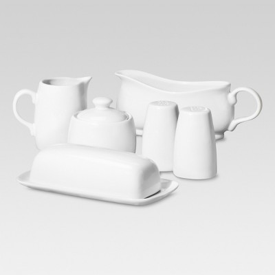 Completer Set 6pc Porcelain - Threshold™