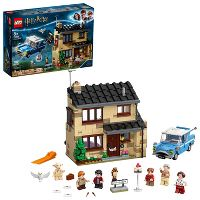 LEGO Harry Potter 4 Privet Drive Collectible Playset for Kids 797 Pc