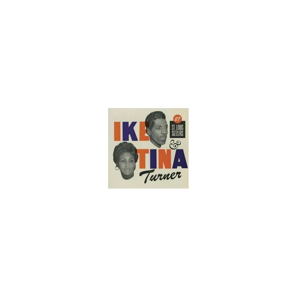 Ike Turner - 27 St Louis Sizzlers (CD)