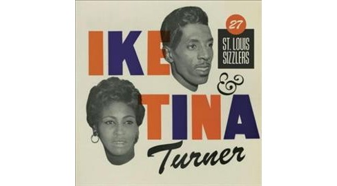Ike Turner - 27 St Louis Sizzlers (CD) - image 1 of 1