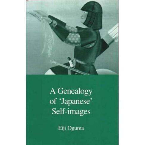 A Genealogy of Japanese Self-Images - (Japanese Society (Paperback)) by  Eiji Oguma (Paperback) - image 1 of 1
