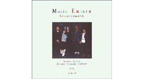 Tenniscoats - Music Exists Disc 3 (Vinyl) - image 1 of 1