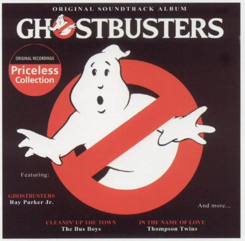 Various - Ghostbusters (CD) - image 1 of 1