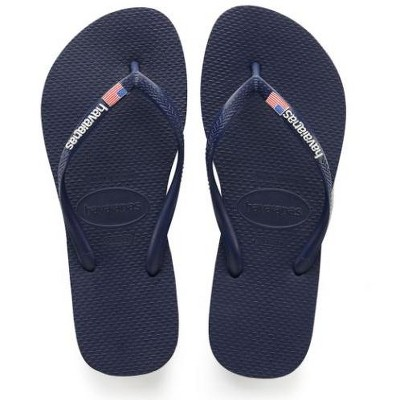 Havaianas - Women's Slim USA Logo Flip Flop Sandal