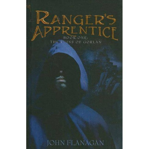 The Ruins of Gorlan - (Ranger's Apprentice) by  John Flanagan (Hardcover) - image 1 of 1