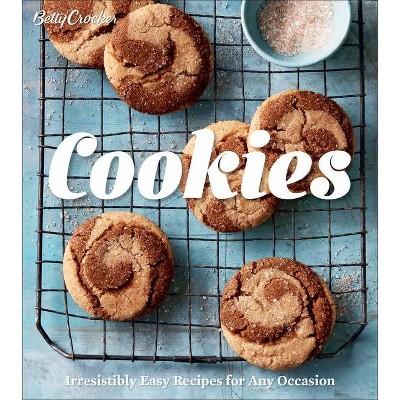 Betty Crocker Cookies - (Betty Crocker Cooking) (Hardcover)