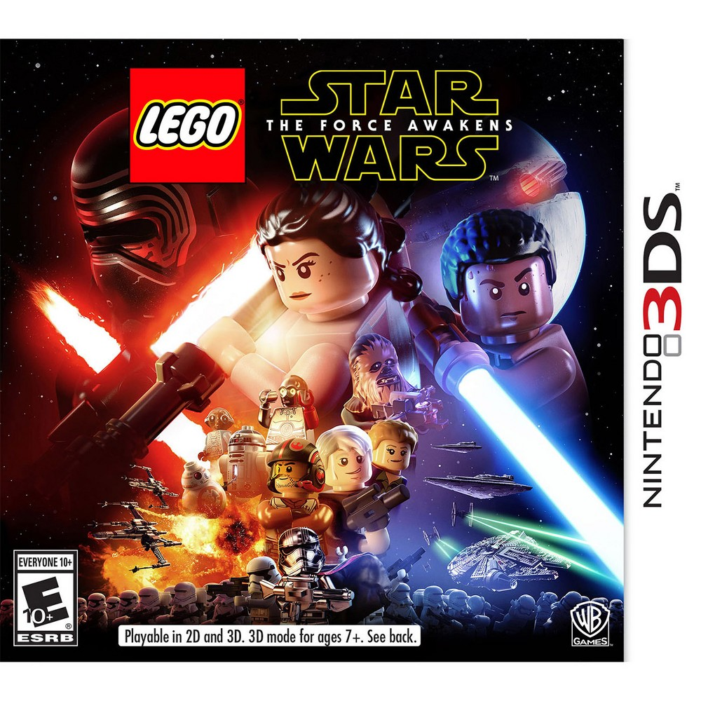 Lego Star Wars: The Force Awakens Pre-Owned Nintendo 3DS