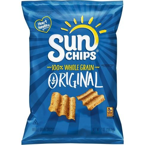 Sun Chips Original Whole Grain Chips 7oz Target