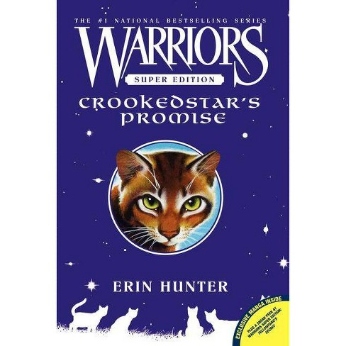 Warriors Super Edition: Crookedstar's Promise - by  Erin Hunter (Paperback) - image 1 of 1