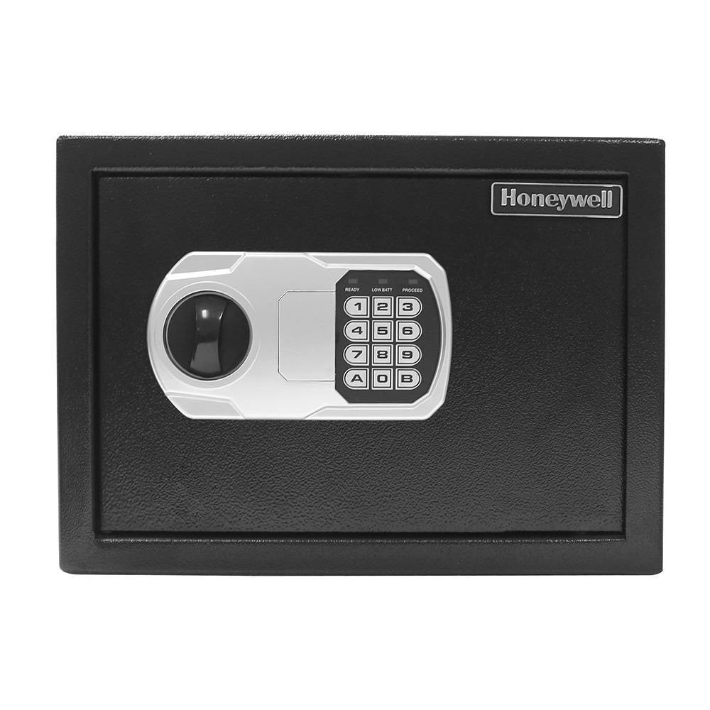 Image of Honeywell Digital Steel Security Safe, Black