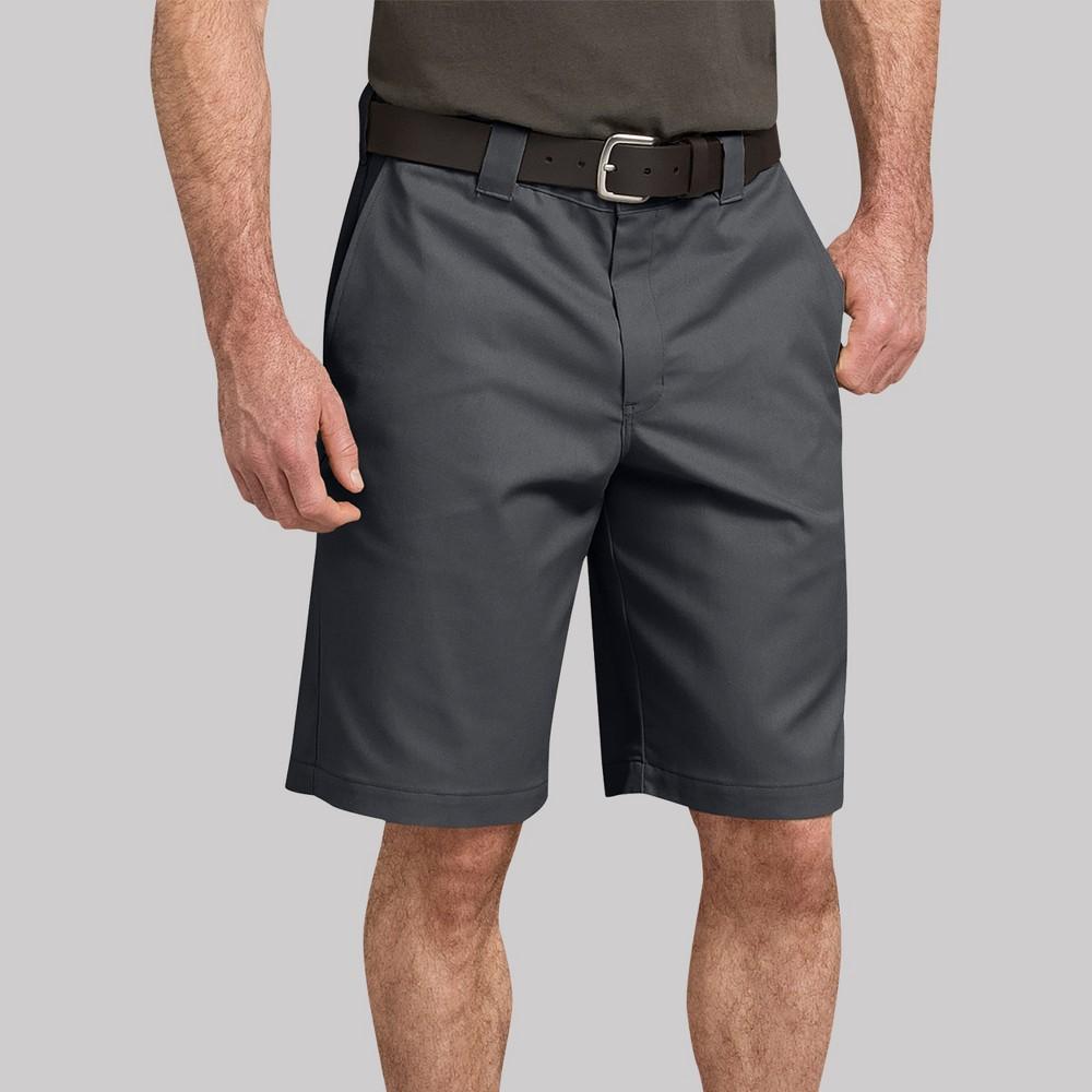 Dickies Men's 11 Relaxed Fit Chino Shorts - Ash (Grey) 36