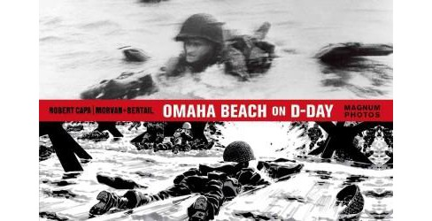 Omaha Beach on D-Day (Hardcover) (Jean-david Morvan & Severine Trefouel) - image 1 of 1