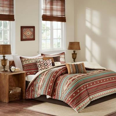Duncan Printed Comforter Set 7pc