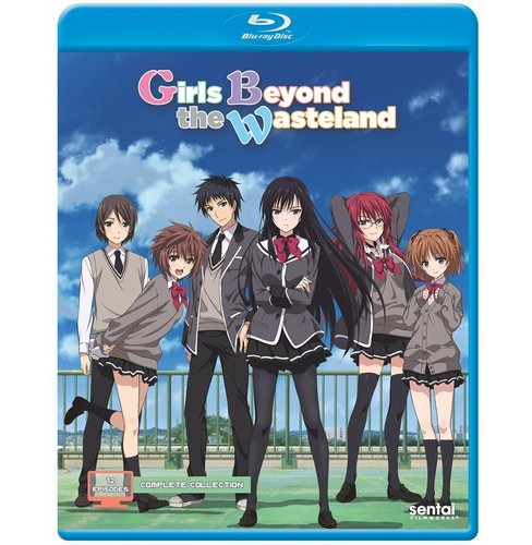 Girls Beyond The Wasteland:Complete C (Blu-ray) - image 1 of 1