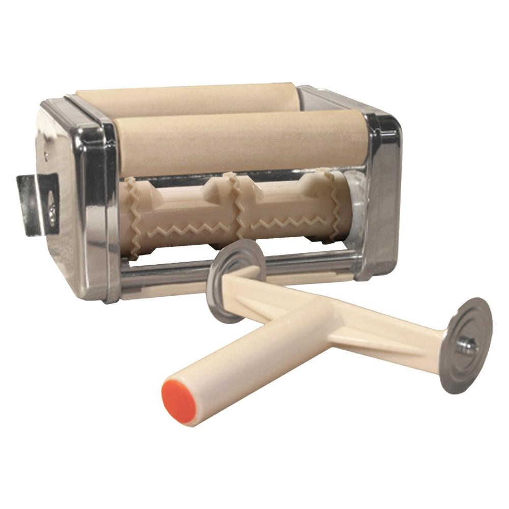 Roma by Weston Pasta Machine, Makes 2 square ravioli 15246504