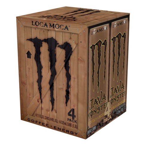 Monster Energy, Loca Mocha - 4pk/11 fl oz Cans - image 1 of 1