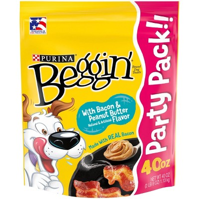 Purina Busy Bacon and Peanut Butter Chewy Dog Treats - 40oz