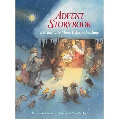 Advent Storybook - by  Antonie Schneider (Hardcover) - image 1 of 1