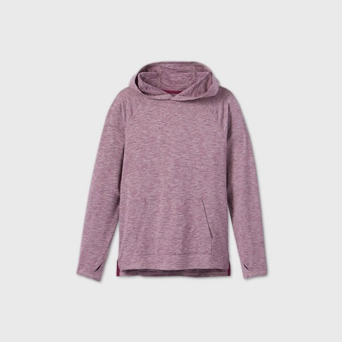 Boys' Soft Gym Pullover Hoodie - All in Motion™ - image 1 of 2