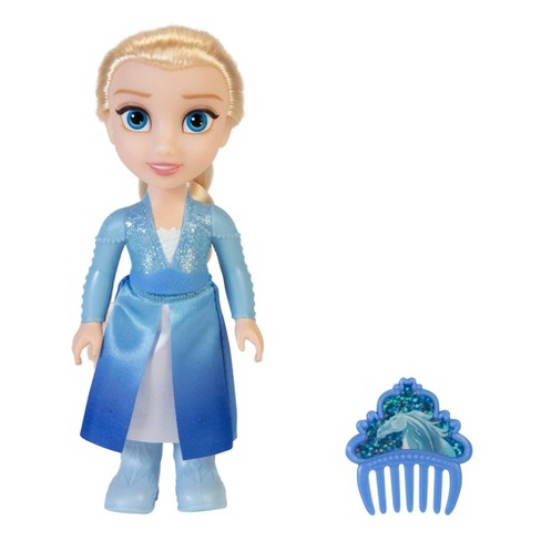Disney Frozen 2 Petite Elsa Adventure Doll - image 1 of 4