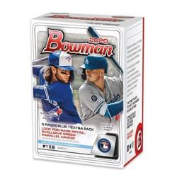 2020 Topps MLB Bowman Baseball Trading Card Blaster Box