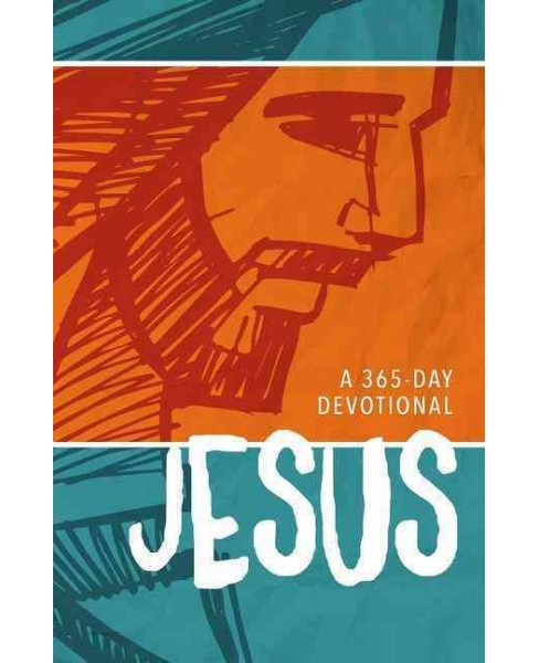 Jesus : A 365-Day Devotional (Hardcover) (Zondervan Publishing House) - image 1 of 1