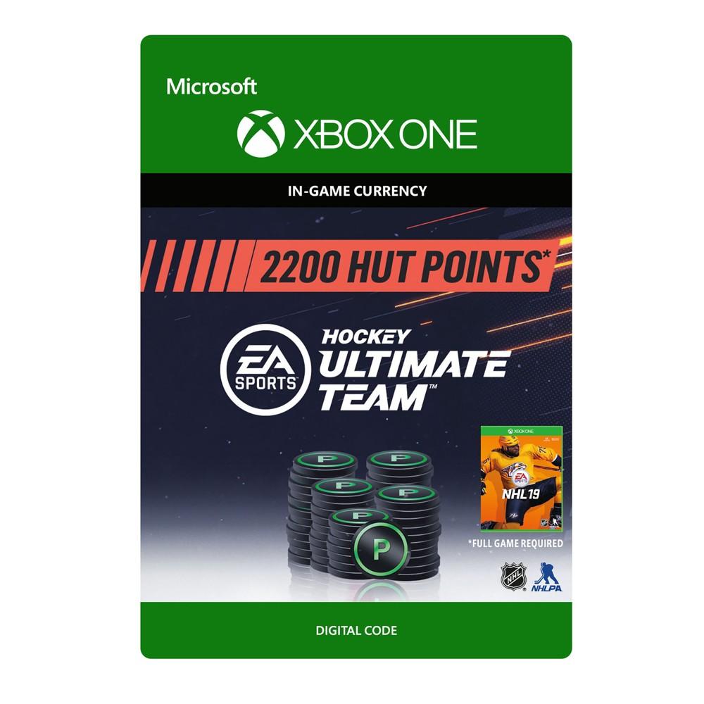 NHL 19: 2200 Hockey Ultimate Team Points - Xbox One (Digital)