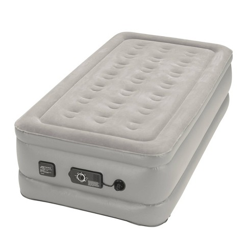"""Insta-Bed 18"""" Air Mattress with Neverflat Pump - Twin - image 1 of 3"""