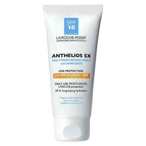 La Roche Posay Anthelios SX Daily Face Moisturizer with Sunscreen - SPF 15 - 3.4oz - image 1 of 3