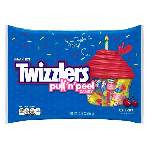 Twizzlers Pull-N-Peel Licorice Candy - 10.12oz - image 1 of 2