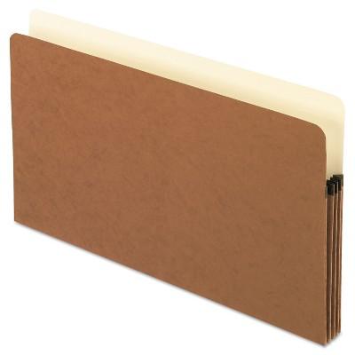 Pendaflex Smart Shield File Pocket Straight Cut 1 Pocket Legal Red Fiber 1526EAM