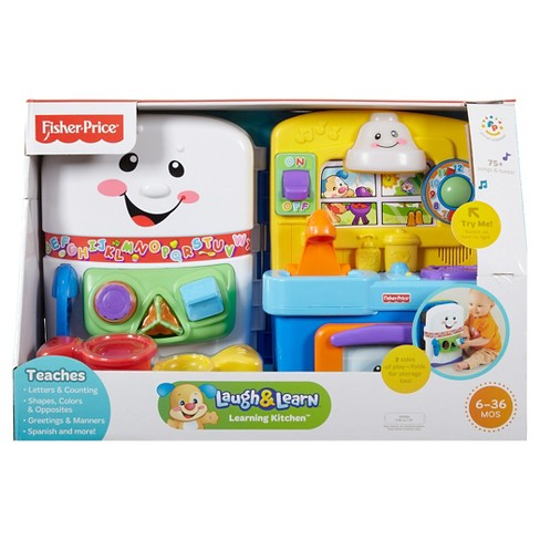 e86be5994114 Fisher-Price Laugh   Learn Learning Kitchen   Target