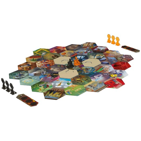Shadows: Amsterdam Board Game image number null