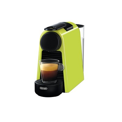 Nespresso Essenza Mini Espresso Machine Lime by De'Longhi