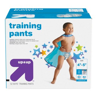 Training Pants for Boys - 4T-5T (52ct) - Up&Up™