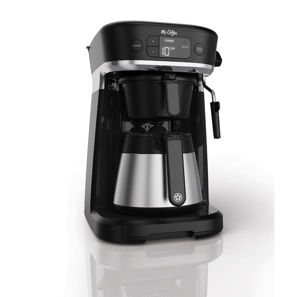 Image of Mr. Coffee Occasions Thermal Carafe Single-Serve Coffee and Espresso Machine