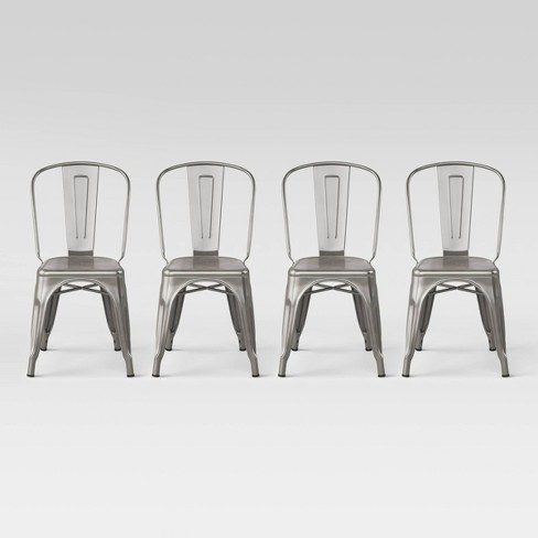 Carlisle High Back Dining Chair, Target Tolix Chairs Comfortable
