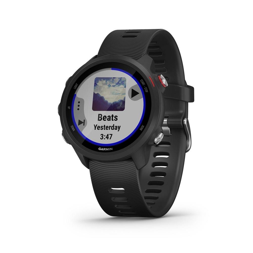 Garmin Forerunner 245 Gps Running Smartwatch With Music Black