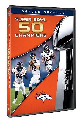 NFL Super Bowl 50 Champions (DVD)