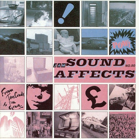 Jam - Sound Affects (Vinyl) - image 1 of 1