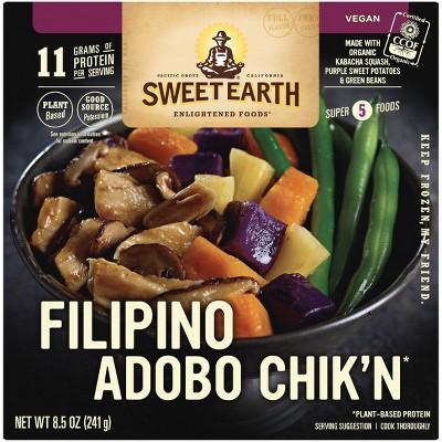Sweet Earth Filipino Adobo Chik'n - 8.5oz