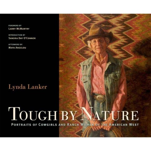 Tough by Nature - by  Lynda Lanker (Hardcover) - image 1 of 1
